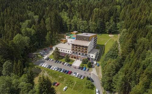 Hotel Kamzík, accommodation Jeseníky, Moravian-Silesian region