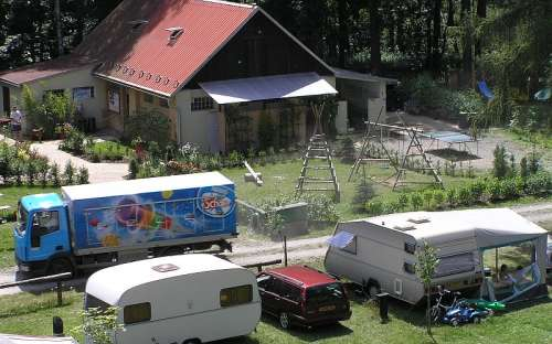 キャンプカロリーナ
