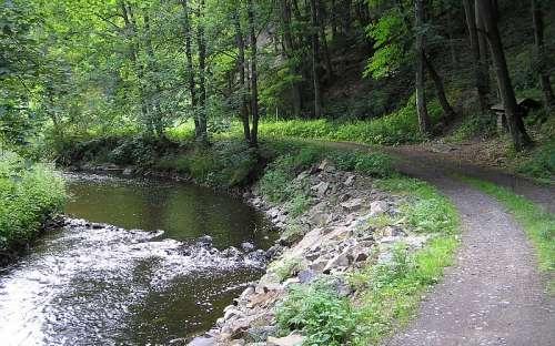 Camping Karolina - Hamerský potok