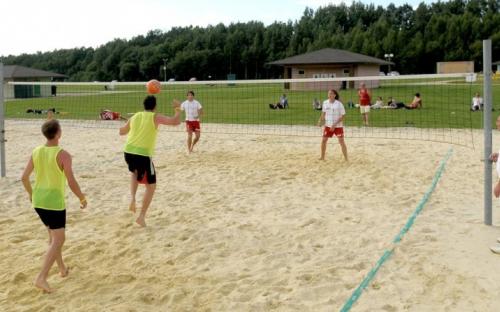 Kemp Michal - beach volejbal