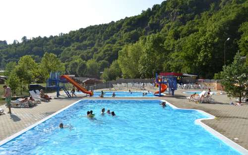 Camping Bítov - piscines