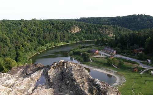 Campo Bítov - Vranovská přehrada