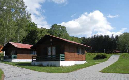 Eurocamping Bojkovice - equipped cottages