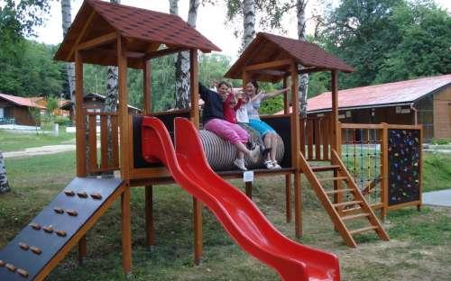 Eurocamping Bojkovice - dětské hřiště