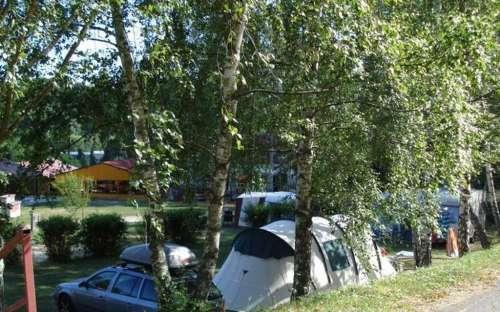 Eurocamping Bojkovice - stanování