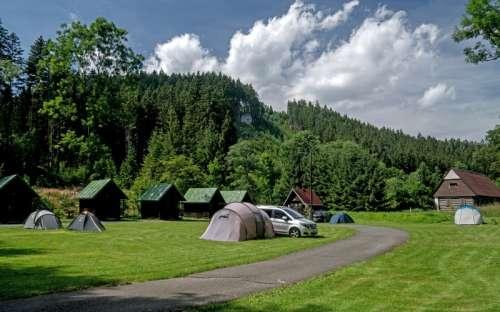 CampBučnice - キャンプ
