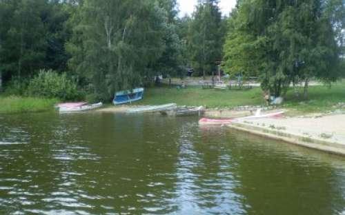 Camping Chatrek - Teich