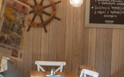 Restaurace Chatky Vodník - jižní Čechy