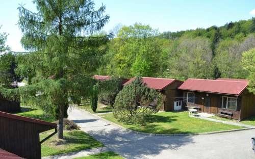 Camping Resort Desna - Ferienhaus