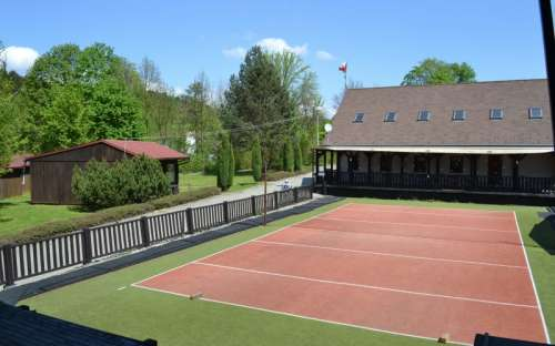 Kemp Resort Dešná - Sportplätze