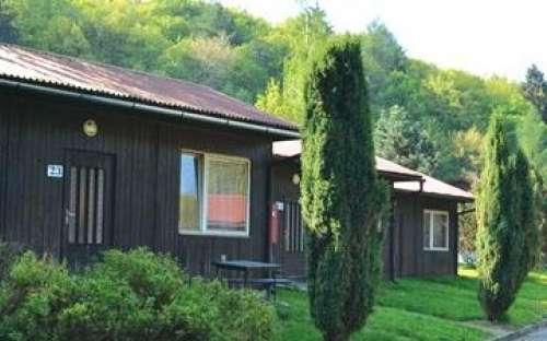 Camping Resort Dešná - ausgestattete Ferienhäuser