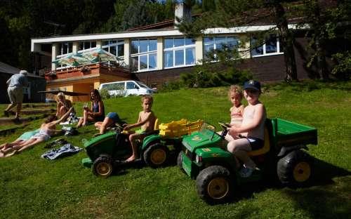 Kemp Dolce - autíčka pro děti