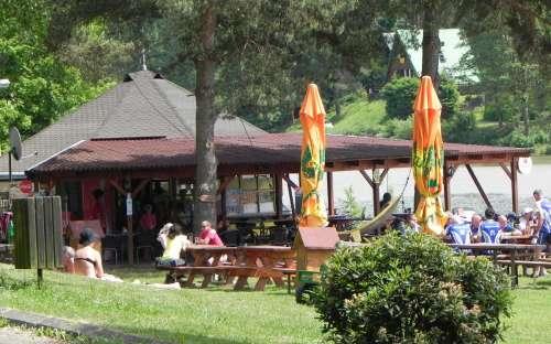 Camping Dolce - kiosek