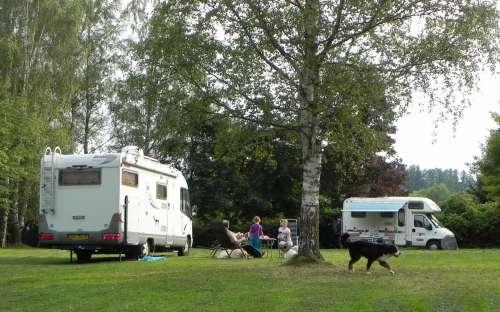 Camping Dolce - caravan