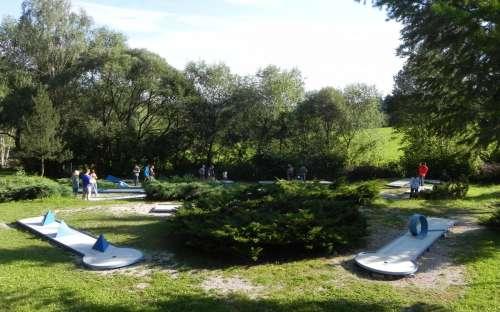 Camping Dolce - minigolf