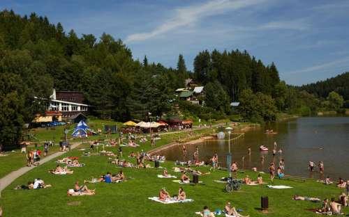 Camping Dolce - zwemmen, strand