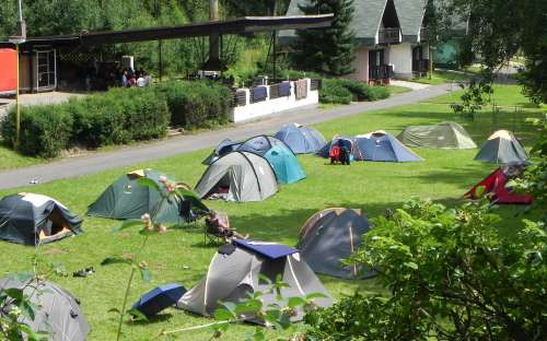 Camping Dolce - kamperen, tenten