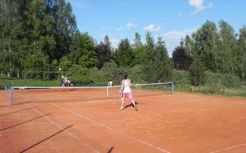 Kemp Dolce - tenisový kurt