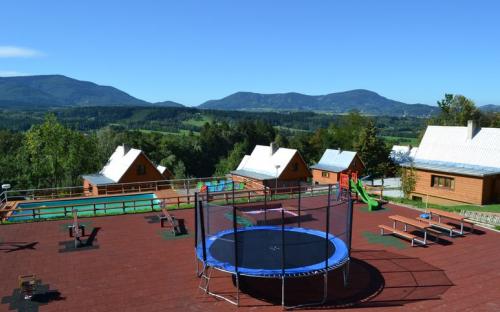 Areál H-resort - dětské hřiště