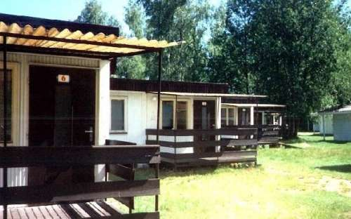 Hejtman South Camp - equipped cottages