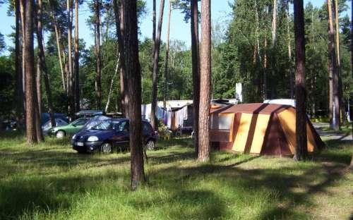 Autocamping Hluboký - stanování, karavany