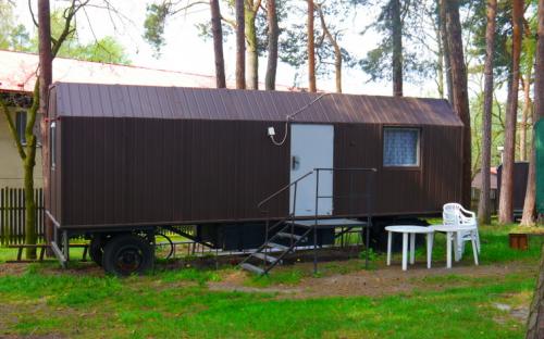 Kemp Jachta Holany - mobilní domy
