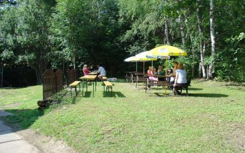 camping and cottages Jizerky - areál