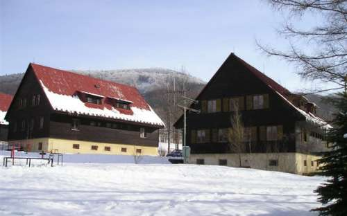 camping and cottages Jizerky - winter resort