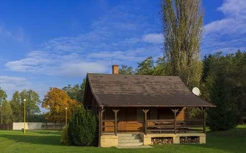 Rekreační areál a kemp Kamínka - cabine