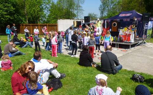 Rekreační areál a kemp Kamínka - eventi per bambini