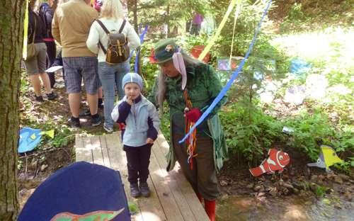 Rekreační areál a kemp Kamínka - letní tábory