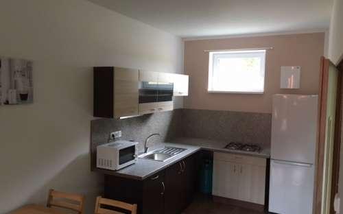 Kemp Karolina - apartmány kuchyně