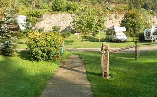 Camping Karolina - Boheemse Woud