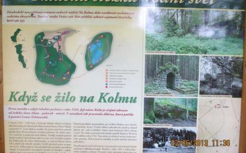 Camping Karolina - educational trail