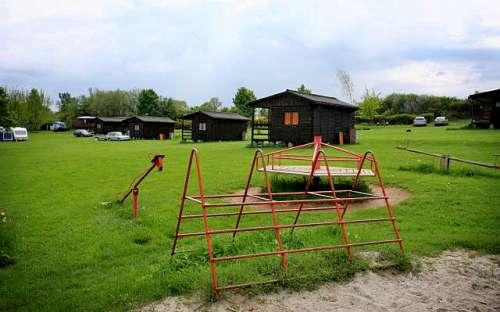 Camp Keramika - Hracholusky - lekeplass