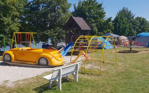 Camp Keramika - playground