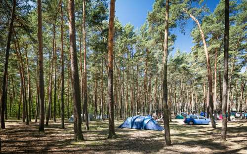 Camp Klůček - camping