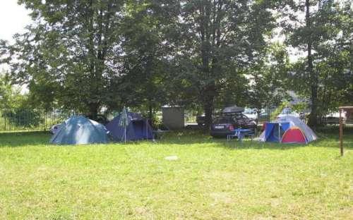 Camping Losinka - camping, telte