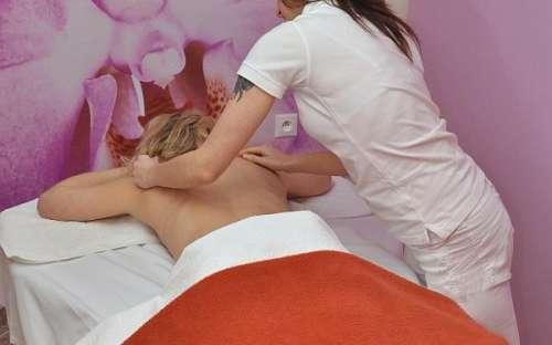 Camping Losinka - wellness, massage
