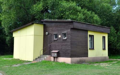 Kemp Košice - chaty v kempu