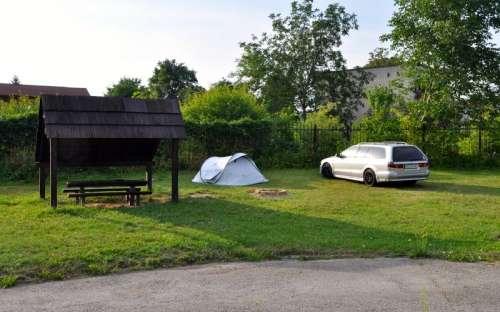 Camping Košice - camping