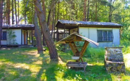 Camping Křivonoska - sommerhuse