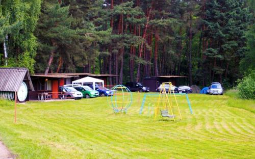 Campingplads Křivonoska - legeplads