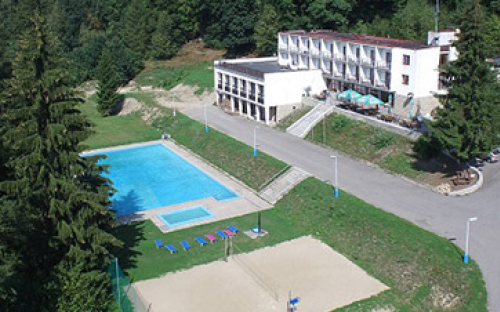Camping, cottages, hotel Kyčera - surroundings