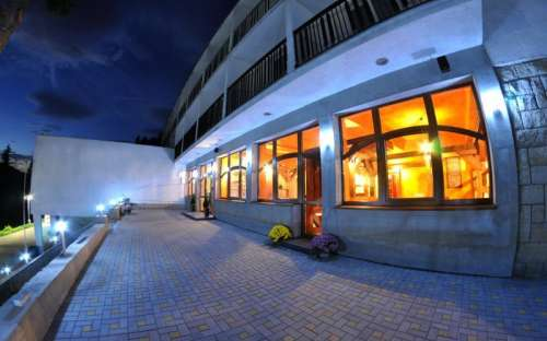 Camping, cottages, hotel Kyčera - hotel