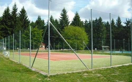 Kemp La Rocca - sportoviště