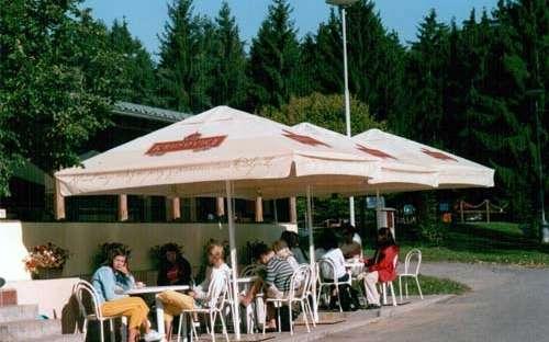 Camp La Rocca - pub, terras