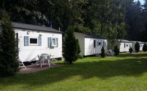 Camp La Rocca - stacaravans