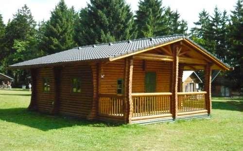 Camp La Rocca - blokhutten
