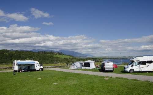 Kemp Liptov - Les sites de camping